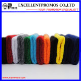 Various Colors Embroidery Cotton Wholesale Terry Sports Sweatbands (EP-W9018E)