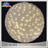LED 3D Ball Christmas Decoration White Chasing Light