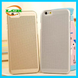 Ultra Thin Hollow out Mesh Cooling Protecitive Case for iPhone