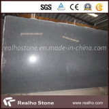 Chinese Dark Grey Stone Nero Impala and G654 Granite Slabs for Outdoor Pavings