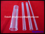 Hot Sell Fire Polish Fused Silica Glass Tube