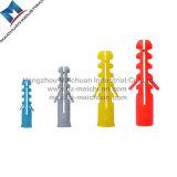 Nylon Plastic Anchor Screw Expansion Bolt M5-M45