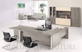 Contemporary Wooden Desk Chipboard Office Furniture Computer Table