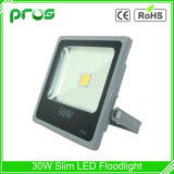 Outdoor COB Chip Slim LED Flood Light 30W