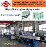 High Efficiency Glass Edging Solution Line for Glass Polish