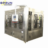 Full Automatic Plastic Bottle Filling Capping Packing Machine