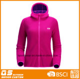 Women′s Red Sport Fashion Polar Fleece Jacket