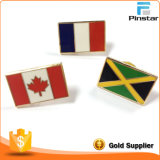 Hot Sale Good Quality Metal Country Flag Lapel Pin