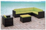 PE Rattan Furniture Outdoor Comfortble Sofa