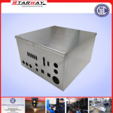 High Precision Stainless Steel Sheet Metal Fabrication Supplier (SW-b08)