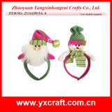 Christmas Decoration (ZY11S359-5-6) Christmas Party Headband Gift Ornament Craft Product