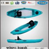 Single Bottom Transparent Fishing Kayak