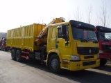 HOWO Truck Mounted Crane with 10 Ton Lifting Capacity