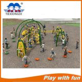 Used Cheap Kids Outdoor Playground Equipment Park