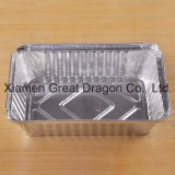 Foil Trays BBQ Aluminum Roasting Disposable Takeaway Container (AC15015)