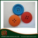 Colorful Wooden Button for Children Dress