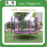Large Outdoor Playground Equipment Sale/14ft Trampoline Tent