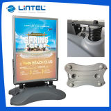 Hot Sale Outdoor Rechargeable Metal Sign Board (LT-10J-A)