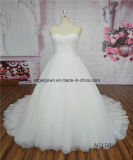 Princess Heavy Beaded Puffy Bridal Gowns