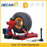 Heavy Equipment Duty Machine Truck Tire Changer Service