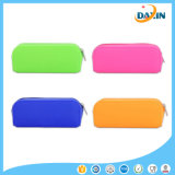 Candy Color High-Capacity Silicone Pencil Cases