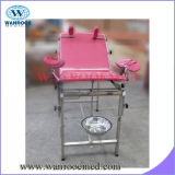 a-2004A Adjustable Electric Delivery Bed Childbirth Gynaecology Table Obstetric Table
