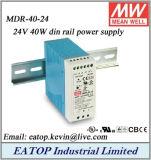 Mean Well Mdr-40-24 24V 40W DIN Rail Power Supply