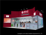 Bank Exhibition Booth Trading Show