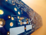 Blue Soldermask PCB 2 Layer 3 Oz Thick Board 2.0mm