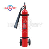 10kg Trolley / Wheeled CO2 Fire Extinguisher