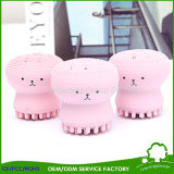 New Design Cleaning Facial Brush Silicone Face Washing Tool, Silicone Facial Washing Brush