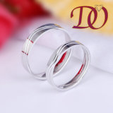 Wholesale Silver Wedding Ring for Men and Women