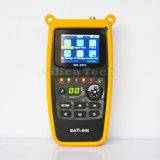 Original Satlink Ws-6933 DVB-S2 FTA C&Ku Band Satellite Finder Meter Satlink 6933 Ws6933