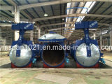 2.85*31m Autoclave Device for Aerated Concrete Block