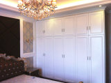 Newly Wooden Melamine Bedroom Wardrobe Closet Cupboard