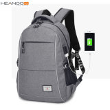 Wholesale Fashion Travel Mens Custom Business Laptop USB Charging Bags Backpack