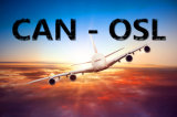 Air Cargo Shipping Transport Services From Guangzhou to Oslo
