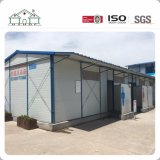 K Style Light Steel Structure Prefab Container House Toilet