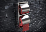 Wall Mounted Stainless Steel Double Toilet Roll Holder Bathroom Accessories Double Toilet Paper Holder