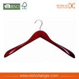 Wide Shoulder Wooden Hanger for Coat