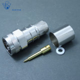 Male Crimp RF Coaxial N Plug Connector for LMR600 Cable
