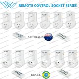 Australia/Brazil Smart Plug Intelligent Remote Control Power Socket