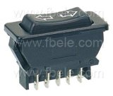 Automobile Switch/Electrical Switch/Toggle Switch Mrs-101-8