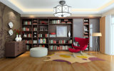Modern Wood Tabeldesk for Reading Room Study Furniture (zj-003)