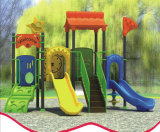 2015 Hot Selling Outdoor Playground Slide with GS and TUV Certificate (QQ14023-1)