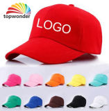 Custom Logo Baseball Cap, Promotional Cap, Advertising Cap, Sport Baseball Cap, in Various Size, Material and Design