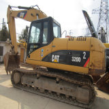 High Quality Used CAT320D Crawler Excavator