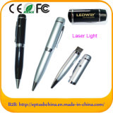 Hot Selling Gift Pen Drives Laser Logo USB Pen (EP019)