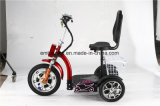 2016 New 800W Three Wheel Electric Scooter with Brushless Motor Et-Es002-New