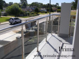 Stainless Steel Outdoor Glass Railing